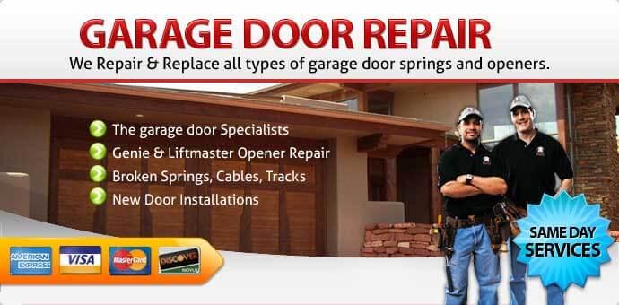 Garage Door Repair South Miami FL